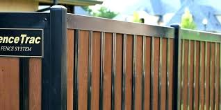 home depot wood fence posts metal fence home depot metal fence posts for wood fence steel