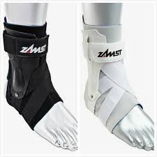 Zamst A2 Dx Size Chart Zamst A2 Dx Ankle Brace Black Left Foot Small New Open