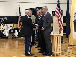A belated homecoming: Campus ceremony honors Vietnam veterans
