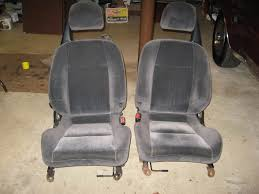 to these comfy del sol seats