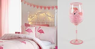 matalan s flamingo inspired homeware will transform your boudoir into a tropical paradise