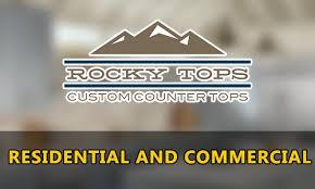granite rocky tops custom countertops