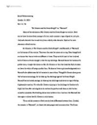 beowulf good and evil essay good vs evil in beowulf video lesson transcript study com