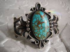 estate navajo sterling turquoise cer bracelet signed angela lee turquoise wearing turquoise jewellery navajo turquoise and