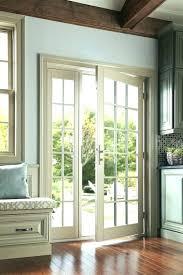 replace sliding glass door with single door removing sliding patio replace sliding glass door with single