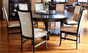 espresso round dining table set luxury round dining table set with leaf