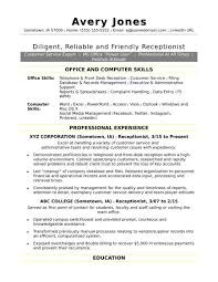 Good Words For Resume Resumes Summary Action Keywords Customer