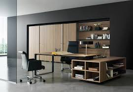 modern office interiors. Contemporary Home Office Furniture Wooden Modern Interiors R