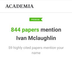 Dr. Ivan D. McLaughlin MSL, PhD (@06Macc) | Twitter