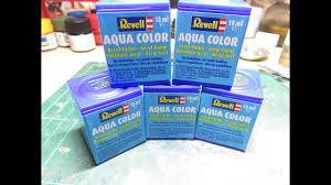 Revell Aqua Paints Review Sort Of