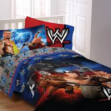 wwe wrestling champion bedding alternate view 1