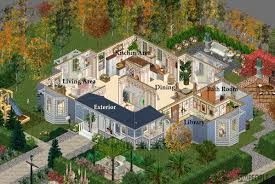 THE SIMS HOUSE PLANS   Over House PlansHave any of you got any house plans   i e pictures of interior  i need to get some ideas for my sim    s house  it would be cool if you have  example