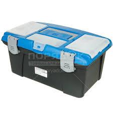 """<b>Ящик для инструментов Bartex</b> 16"""", 410 мм, с морозостойким ..."""
