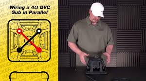 3 dvc 4 ohm 2 ch random kicker dvc wiring diagram mamma mia and subwoofer wiring one 4 ohm dual voice coil sub in parallel inside kicker dvc diagram