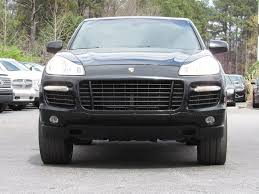 2008 Used Porsche Cayenne AWD 4dr Turbo at ALM Gwinnett Serving ...