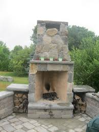 how to build an outdoor fireplace cinder block outdoor fireplace gazebo fire pit