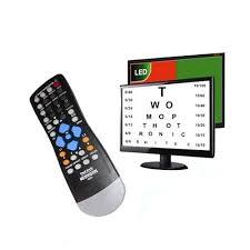 Digital Vision Chart Medivision Digital Visual Acuity Chart System