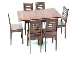 small space folding kitchen table portable dining tables decoration in room and chairs with for home