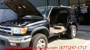 Toyota 4 Runner 2000 Car for Parts - YouTube