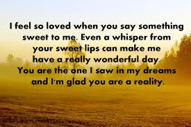 Sweet Good Morning Love Quotes For Her