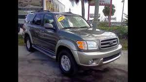 2003 TOYOTA SEQUOIA SR5 -V8- $1997 Down -Clean 8 Pass. Full Sized ...