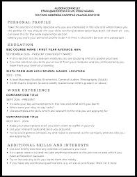 List Of Hobbies And Interests Special Interest In Resume Section On Interests To Put