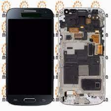 I9190 S4 MİNİ EKRAN DOKUNMATİk LCD ÇERÇEVELİ-Ekran+Dokunmatik-Samsung-Burasimagaza  Cep Telefon Aksesuar ve Yedek Parça