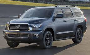 2018 toyota new suv. brilliant 2018 in recent days began to appear information about the redesign of toyota  sequoia new sequoia 2018 will have a completely redesigned platform intended toyota new suv