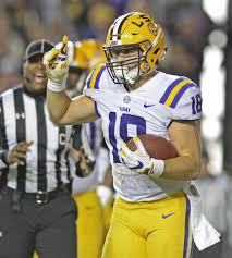 Who Will Get The No 18 Jersey At Lsu Ed Orgeron Isnt