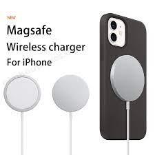 Đế Sạc Không Dây Có Nam Châm Hít Cho Iphone 12 / Iphone11 /  Iphone8-12Promax