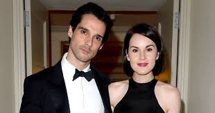 Michelle Dockery Considers Herslef a Widow After Fiancé Death ...
