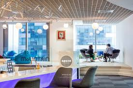 office lounge design. Office-Interior-Design-Singapore-Office-Lounge-Asia-Square- Office Lounge Design