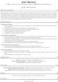 Example Of A Good Resume Delectable Good Resume Examples Good Resumes Examples Good Resume Objectives