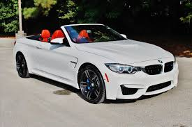 Bmw M4 Convertible 2016 - reviews, prices, ratings with various photos
