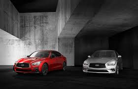 2018 infiniti q50.  Q50 2018 INFINITI Q50 Makes Its North American Debut At The 2017 New For Infiniti Q50