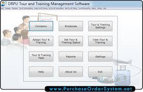 Employee Training Management Employee Tour And Training Management Software Event