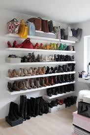 Homestory: Mein Ankleideraum. Interior Inspiration! | Shoe wall ...