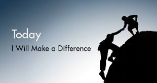 Image result for make a difference