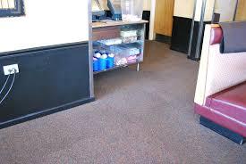 photo gallery master building services traffic area at a tinley park restaurant after cleaning