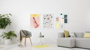 free hang pictures without frames ways to hang art without nails nail with creative ways to