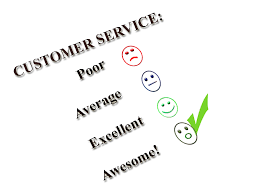 Great Customer Service Means Defining A Well Drawn Customer Service Level And What It Means