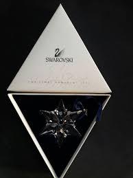 Weihnachtsstern 2000 Von Swarovski Mit Ovp