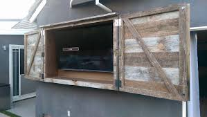 modern outdoor tv cabinet of open soros bistro home with intended for cabinets designs 6