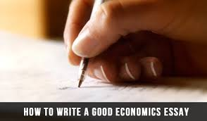 economics tuition methodology economics cafe how to write a good economics essay