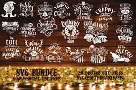 Here is a roundup of some from around the web. Christmas Bundle Graphic By Svg Story Creative Fabrica