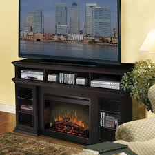 Tv Stand Decor Electric Fireplace Tv Stand Home Decorations Ideas
