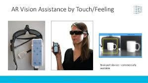 Vision Assistance Chris Adams Ceeable Augmented Reality To Treat Low Vision