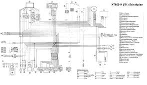 triumph tt wiring diagram triumph printable wiring wiring diagram yamaha xt 600 jodebal com source