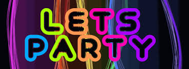 Image result for teen neon party