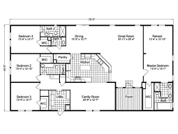 4 Bedroom Modular Home Plans Unique 21 Best Floor Plans Images On Pinterest  Of 4 Bedroom